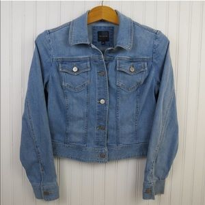 Mint condition Limited Jean jacket 💕